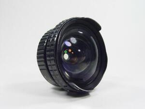 Used. Wide angle MC MIR 20 M 20mm f/3.5 M42 Zenit s/n 990766. Soviet Flektogon