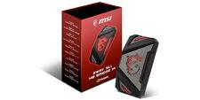MSI 2-Way SLI HB Bridge M (60mm, 1st and 4th slots) Red/Black
