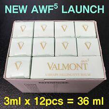 Valmont V-Shape Filling  Eye Balm 3ml x 12 pcs SAMPLES = 36ml - NEW in BOX