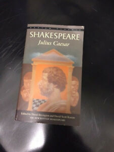 Bantam Classics: Julius Caesar by William Shakespeare (1988, Paperback)