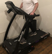 Reebok ZR 7 HRC Treadmill Perfect Working Order with manuals and all parts