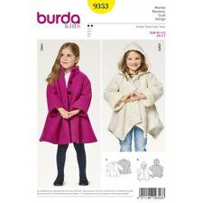 BURDA Sewing Pattern 2438 Bambini Ragazzi e Ragazze tre santi re Natività Costume