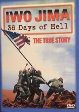 Iwo Jima - 36 Days of Hell - The True Story (DVD, 2006)