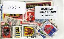 BLASONS 50 timbres différents