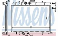 NISSENS Radiateur moteur pour PEUGEOT 206 307 206+ CITROEN C4 63502A