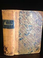 William Makepeace Thackeray - HISTORY OF PENDENNIS - 1850 1st Am ed.