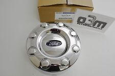"2011-2015 Ford F250 F350 Super Duty 17"" Rear Wheel chrome Center Hub Cap new OEM"