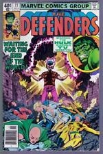 The Defenders  #77.  Marvel, 1979