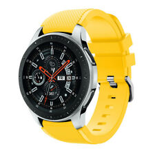 Replacement Silicone Wrist Band Sports Strap For Samsung Galaxy Watch 42/46mm