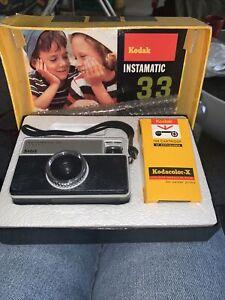 Kodak Instamatic 33 Colour Outfit