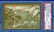 1953 53 TOPPS TARZAN & THE SHE DEVIL PSA #59 LAIKOPOS ARE FREE