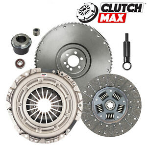 OEM HD CLUTCH KIT+FLYWHEEL 96-01 CHEVY GMC BLAZER S10 JIMMY SONOMA C K 1500 4.3L