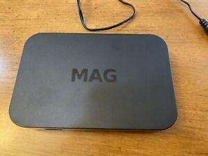 Infomir MAG322 Set-Top Box, HDMI, Power adapter, Remote, Batteries - USA Seller!