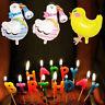 1Pcs Aluminum Foil Balloon Cartoon Chick Chicken Easter Cute Decoration for Kids