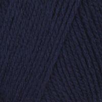 Robin a doppio filo Filato Acrilico/Lana 25g - 43 Blu scuro