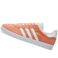 ADIDAS MENS Shoes Gazelle - Sun Glow & White - BB5493