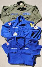 US Air Force Pilot Grouping, Uniform, Flight Suit, Party Suit