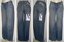 "WOMEN RUSTY BLU JEAN""RECLAIM""1 RELAXED PANT 26""LOW RISE"