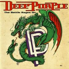 Deep Purple - The Battle Rages On... - CD