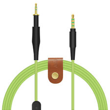 Geekria QuickFit  Audio Cable with Mic for AKG Q460, K450, K451, K480 Headphones