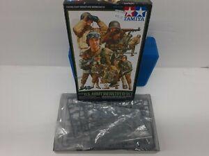 Tamiya WWII U.S. Army Infantry GI Set Model Kit 1/48