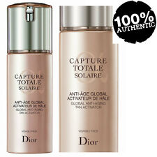 100%AUTHENTIC DIOR CAPTURE TOTALE SOLAIRE GLOBAL ANTI-AGING TAN ACTIVATOR £126