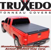 TruXedo 271601 TruXport Tonneau Cover 2007-2014 Chevy Silverado 2500HD 3500HD 8'