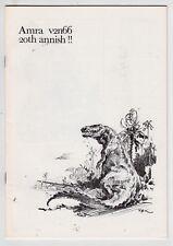 Amra Vol 2 #66, ROY KRENKEL, FRANK FRAZETTA, ANGELO TORRES, VF/NM 1976