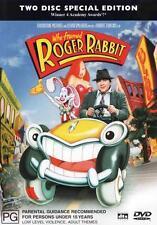 Who Framed Roger Rabbit (Special Edition)  - DVD - NEW Region 4