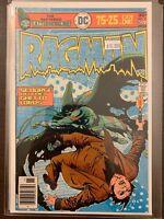 Ragman 2 High Grade DC Comic Book C37-77