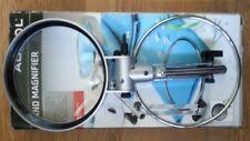 Auriol Stand magnifier Bifocal lens Needlework, Art, Craft 2x & 4x magnification