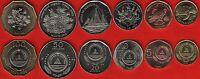 Cape Verde set of 6 coins: 1-100 escudos 1994 UNC