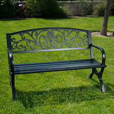Patio Garden Benches eBay