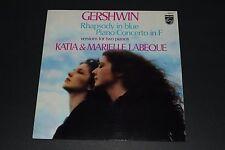 Gershwin - Rhapsody in Blue Piano Concerto in F - Katia & Marielle Labeque