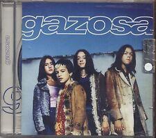 GAZOSA - Omonimo - CD 2001 USATO OTTIME CONDIZIONI