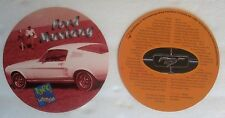 Ford Mustang,  Collectable Card issued by U.S. Post Office