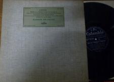 SAMSON FRANCOIS / CHOPIN recital / COLUMBIA FCX 30120