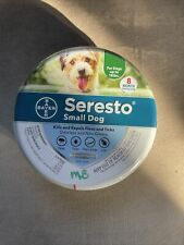 New listing seresto small dog flea collar Up To 18 Pounds