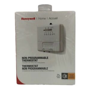 Honeywell Economy Heat/Cool Non-Programmable Thermostat CT31A - New Sealed
