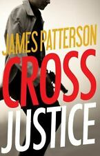 Cross Justice by James Patterson Compact Disc Book (English)
