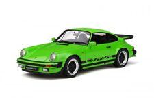 GT Spirit 740 Porsche 911 3.2 Carrera 1974 lime green 1:18 - limited 1/500