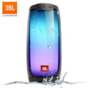 JBL Pulse 4 Bluetooth Speaker with LED Light Subwoofer Speaker IPX7 Waterproof