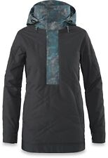 Dakine CYPRESS ANORAK Womens Snowboard Jacket M Black Madison NEW 2019 Sample