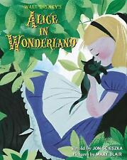 Walt Disney's Alice in Wonderland: Illustrated by Mary Blair (Walt Disney Classi