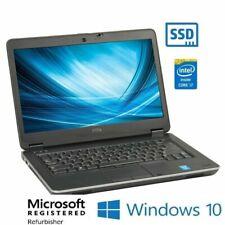 Dell Latitude E6440 i7 2.9GHz AMD 8690M  8GB 256GB SSD Backlite web-cam  laptop