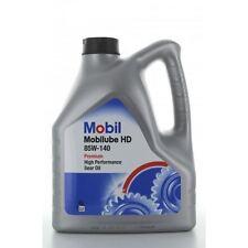HUILE DE BOITE MOBIL MOBILUBE HD 85W140 (4X4L)