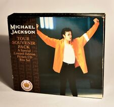 MICHAEL JACKSON Tour Souvenir Pack - 4 CD picture MOLTO RARO! VERY RARE!
