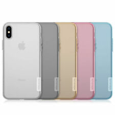 Nillkin Transparent Mobile Phone Cases & Covers for iPhone X