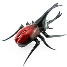 4 inches Besouro Hercule Beetle Figurine hand made Blown Glass Crystal / R6326