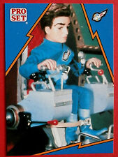 Thunderbirds PRO SET - Card #017, Scott The Brave - Pro Set Inc 1992